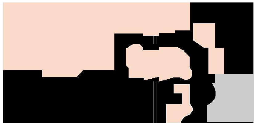 カーブスの店舗位置